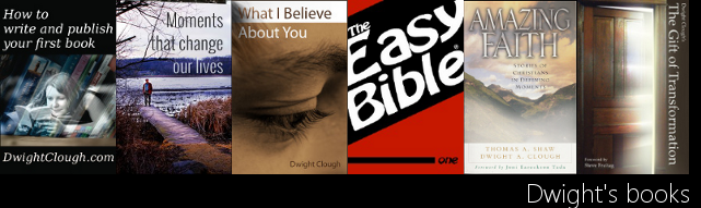 Dwight's books