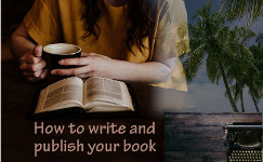 How to write and publish your first book (course)