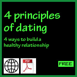 4 principles of dating